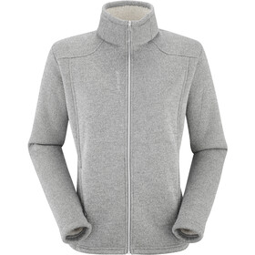 Lafuma Cali Full-Zip Jacket Women, heather grey